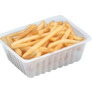 Barquette frites 40 cl